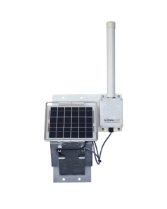 Solar Powered Repeater Node
